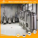 Beer Brewing with Jacket Stainless Steel Tanks for Home Brew
