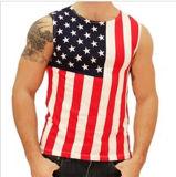 Custom Cotton Printed T-Shirt for Men (M389)