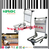 Metal Airport Trolley with Brake