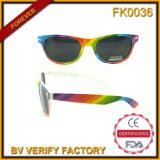 Fk0036 Rainbow Color Sunglasses for Kid