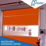 Customized Automatic Easy Lift High Speed Top Quality PVC Industrial Roller / Rolling Doors with CE Approved