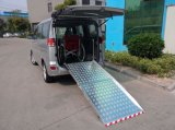 Hot Sale Bmwr-2 Wheelchair Ramp for Van and Minivan