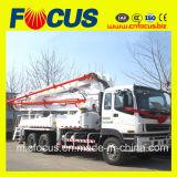 48/52m Mobile Concrete Pump Truck with Boom
