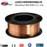 Sg2 CO2 MIG Copper Coated Welding Wire