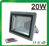 RGB LED Flood Light LED Floodlight (Remote Controller 20W)