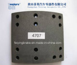 American Truck Brake Lining4707 with Compettive Quality