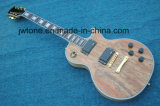 Spalted Maple Top Emg Pickups Quality Custom Lp Electric Guitar