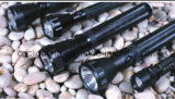 3W Aliminum CREE LED Rechargeable Torch