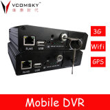 Mobile DVR with Built-in 3G Wireless Transmission Module, WCDMA, CDMA2000, TD-SCDMA System Optional