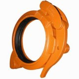 Metal Pipe Clamp for Lost Wax Casting Part