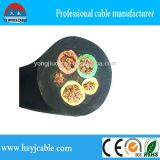 XLPE Copper Power Cable Steel Tape Armored, PVC Sheathed