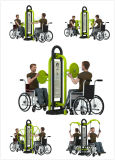Eldly Disabled Outdoor Fitness Equipment