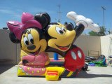 Mickey Bouncy Castle, Mickey Jumping Bouncer, Bouncy Castle Inflatable China
