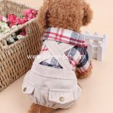 2017 Pet Dog Clothes Cute Puppy Handsome Clothing