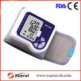 Wrist Digital Sphygmomanometer with FDA Approved