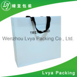 Paper Shopping Bag, Custom Logo Printed Paper Bag with Handles