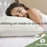Breathable Bamboo Shredded Memory Foam Bed Rest Pillow