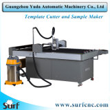 CNC Paper Sample Cutter PVC Acrylic Template Automatic Cutting Machine