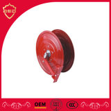 Cast Iron or Stainless Steel Reel for Fire Hose Pipe