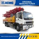 Construction Equipment Guide Hb48K 48m Truck Mounted Concrete Pump