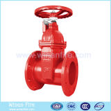 UL Listed OS&Y Type Flanged End Gate Valve 200psi