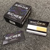 110mm Cigarette Tobacco Rolling Paper with Filter Tips