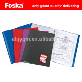 Good Quality A4 PP Clear Book