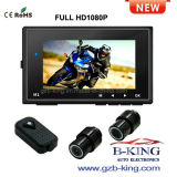 New 2.7inch IP68 Full HD1080p Motorcycle Driving Recorder