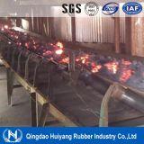 Metallurgy Industry Multi-Ply Fabric Ep Rubber Conveyor Belt
