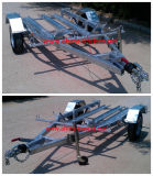 Motorcycle Trailer for Two Motorcycle Tr0607b