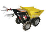 By250 Power Barrow Mini Truck Garden Loader Tractor Wheel with Electric