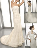 New Elegant Wedding/Bridal Dress (Angela-155)