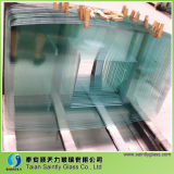 2-10mm Clear Tempered Kitchen Glass