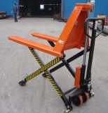 High Lift Scissor Lift Pallet Truck