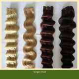 Brown Color Remy Hair Virgin Remy Brazilian Human Hair
