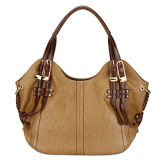 Made in China Fashion Ladies Leather Bags (MBLX033093)