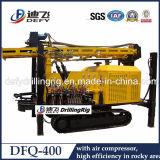 Good Quality 400m Dfq-400 Pneumatic Borehole Drilling Rig
