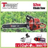 full automatic 2-stroke 5200E chain saw