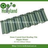 Beautiful Building Zinc-Aluminum Alloy Material (Ripple tile)