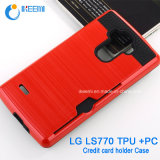 Cell Phone Case for LG Ls770, Credit Card Holder Case