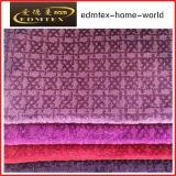 Embossed Velvet 100% Polyester Textile Fabric (EDM5137)