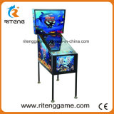 Cion Operated Ausement Equipment Pinball Machine with 2 Video