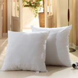 Home Textile White Siliconized Fiber Decorative Pillow