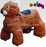 Animal Tiger ride walking animal