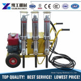 Hydraulic Rock Splitter Stone Splitting Wedge Rock Drill Splitter Breaker Excavator