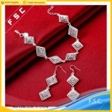 Newest Cremation Jewelry Stylish Fashion Design Jewelry Set for Girl