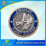 Professional Customized Souvenir Metal 3D Medallion Coin with Cheap Price (XF-CO29)