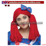 Novelty Party Supplies Afro Wig Clown Hallowen Carnival (C3048)