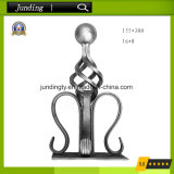 Architectural Wrought Iron Gate Top for Decoration