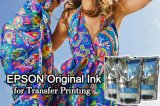 100% Epson Original Ink for Epson F-Series with Precisioncore Tfp Print Head
